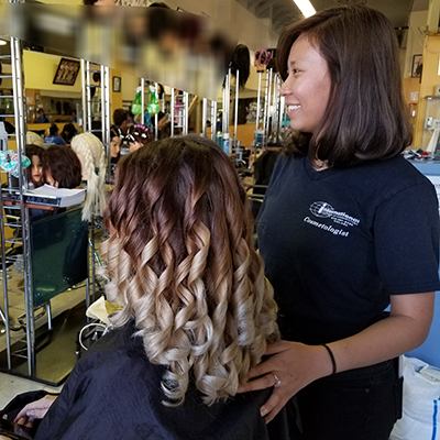 study cosmetology in the bay area