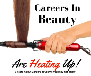 careers in beauty are heating up
