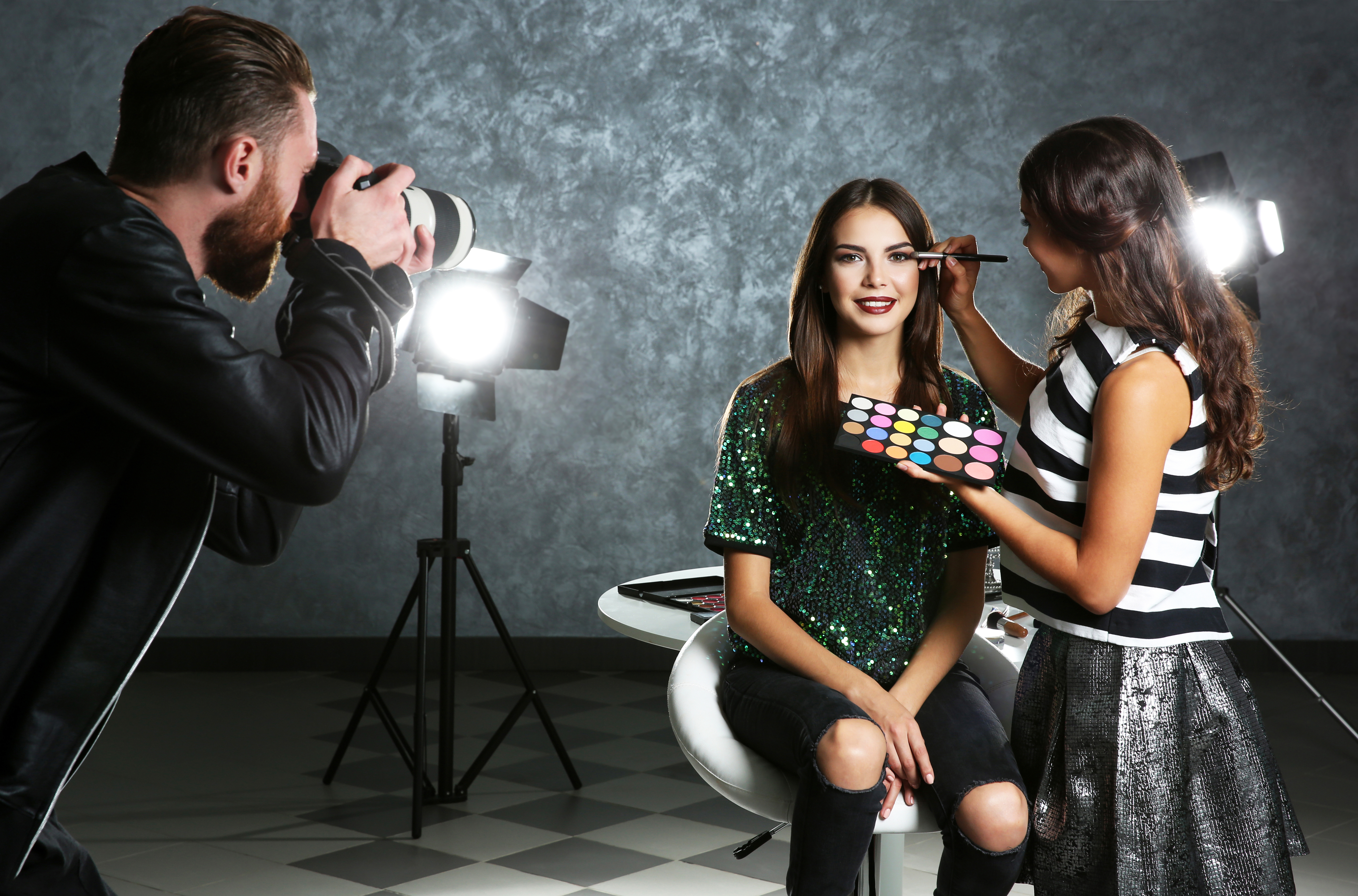 Photography Careers in Makeup